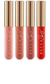 x chrissy teigen lip icing glow gloss kit becca 29