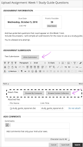 Submitting SafeAssign Assignments In Blackboard Learn UMBC Wiki If a student has submitted the maximum number of attempts for an assignment   you can allow an additional attempt