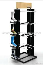 Metal Display Racks And Stands Shoes display rackmetal display stand for socks manufacturer from 49