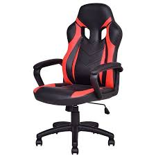office chairs at walmart. Plain Chairs Gymax Executive PU Leather High Back Race Gaming Chair Office Inside Chairs At Walmart N