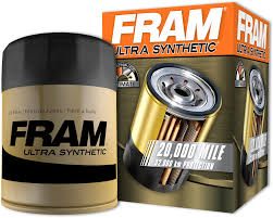 Fram Ultra Synthetic Oil Filters How To Install Fram
