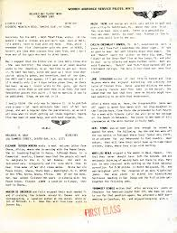 WASP Newsletter, October 1987 - Women Airforce Service Pilots (WASP) -  Postwar - Gateway to Women's History