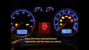 Dodge 3500 Service 4wd Light Dodge Ram How To Reset Service Light Indicator Youtube