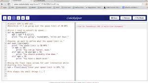 Python Program That Converts Kph To Mph Youtube