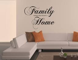 Small Picture Family Home Wall Sticker Contemporary Wall Stickers