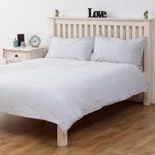 single stonewashed cotton bedding set