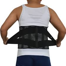 Health Care Breathable Waist Lumbar Support Belt Pain Relief Lower Back Brace Belts Posture Corrector Orthopedic Spine Corset-in Braces \u0026 Supports from