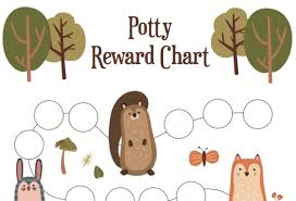 Potty Training Train Chart How To Potty Train Even When Youre On The Go Free