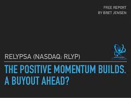 Relypsa The Positive Momentum Builds A Buyout Ahead