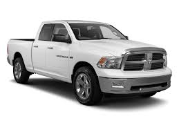 Pre-Owned 2011 Dodge Ram Pickup 1500 SLT 2WD Quad Cab 140.5