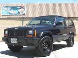 used 1998 jeep cherokee 2wd se 2 door