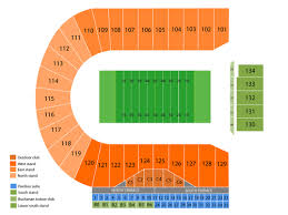 Ross Ade Stadium Seating Chart Rows Purdue Boilermakers Vs Indiana Hoosiers At Ross Ade Stadium