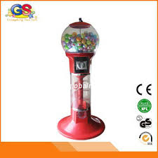 Toy Capsule Vending Machine Suppliers Impressive GSP48 China Coin Operated Capsule Toy Vending Toy Gashapon