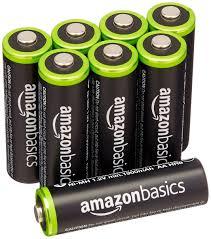 Amazoncom Solar Light AA Nicd 400mah Rechargable Batteries For Solar Light Batteries Aa