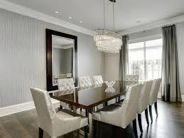 contemporary dining room designs. Fine Dining Contemporary Dining Room With Gray Textured Wallpaper Inside Dining Room Designs