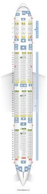 Qatar Seat Map Boeing 777 300er