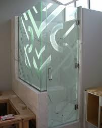 frosted shower doors. Image Of: Frosted Glass Interior Door Decor Shower Doors