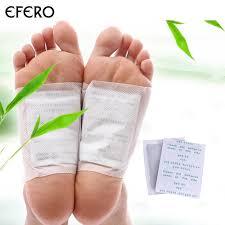 Buy efero 10pcs Cleansing Detox Foot Patch Pads ... - Aliexpress.com