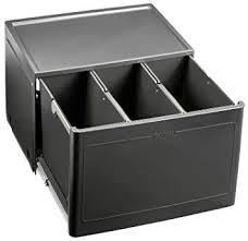 Blanco Botton Pro 60/3 Automatic, Müllsystem Für Die Abfalltrennung In Der  Küche,