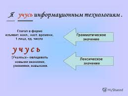Презентация на тему Курсовая работа Гимназия Петроградского  3 Я учусь информационным технологиям