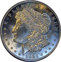 1921 D Morgan Silver Dollar Value Cointrackers