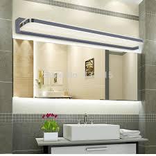 decorations lighting bathroom sconce lighting modern.  Sconce 120Cm Led Bathroom Wall Light Lamps Modern Mounted Bar Decoration  Lights Ac 110V220V  On Decorations Lighting Sconce