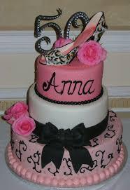 50th Birthday Cakes For Women Wedding Academy Creative Elegant