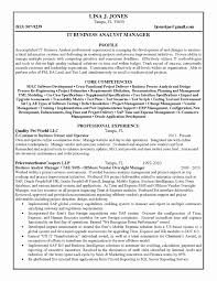 Business Analyst Resume Sample New Zealand Archives Resume Sample