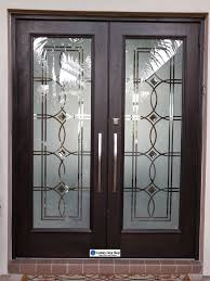 extraordinary etched glass door custom door etched glass doors
