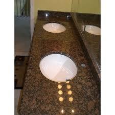 baltic brown soapstone solid surface granite bath vanity countertops for bathroom in hotel