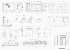 Курсовые работы Фундаменты и основания Чертежи РУ Курсовой проект Проектирование фундамента для крупноблочной 5 ти этажной школы