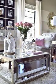 decoration elegant large living room tables 12 delightful table sets best mirrored coffee ideas on astounding