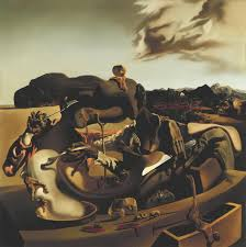 metamorphosis of narcissus salvador dali tate salvador dali autumnal cannibalism 1936
