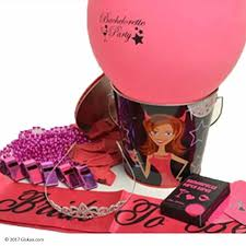 picture of dotted i bachelorette party gift her