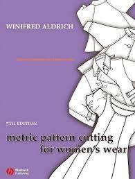 Metric Pattern Cutting For Womens Wear Winifred Aldrich