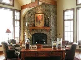 images of corner fireplaces amazing of stone fireplace designs stone corner fireplace home design