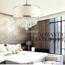 bedroom chandeliers modern trendy white lampshade chandelier crystal lamp bedroom light attentive after s real bedroom chandeliers