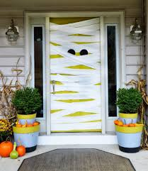 halloween door decorating ideas. DIY Halloween Door Decorating Ideas | Mummy By East Coast Creative Blog Halloween O