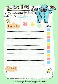 Cute Lists Cute To Do Lists Magdalene Project Org