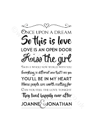 Disney Quote About Love Quotes By People
