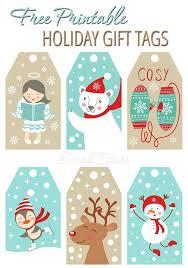 175 Free Printable Christmas Gift Tags Christmas Gift Tags