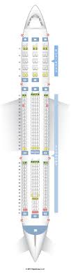 Air Canada Airbus A330 300 Refurbish Configuration Page 38