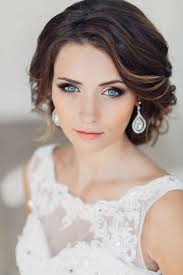 bridal makeup for blue eyes and dark hair one1lady hair with