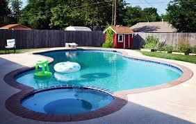 Terrific Inground Pool Designs For Small Backyards Photo Decoration  Inspiration ...