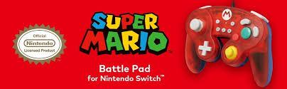 Обзор <b>геймпада Hori Battle</b> Pad для Nintendo Switch | ВКонтакте