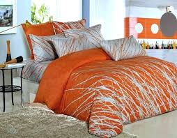 orange and blue bedding staggering orange and grey comforter new sets photo 1 of 8 bedding