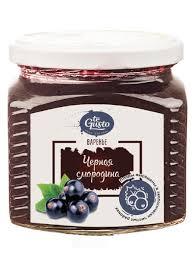 Варенье из черной смородины, 470гр <b>te Gusto</b> 8522410 в ...