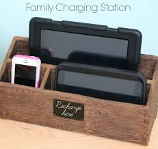 Hanging Charging Station 16 Charging Station Ideas To Eliminate Device Clutter