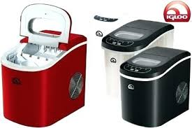 countertop ice maker ice maker 5 counter top makers at best photos blue maize quintessence countertop ice machine