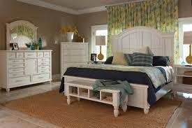Klaussner Bedroom Furniture Carolina Preserves By Klaussner Sea Breeze Splish Splash White